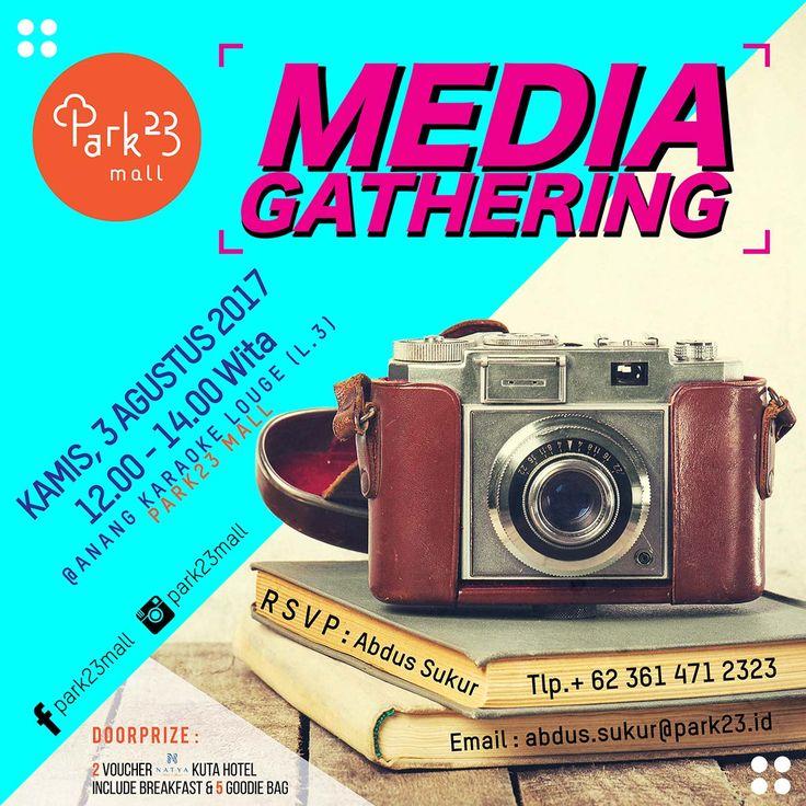 Artwork MEDIA GATHERING_Park23mall