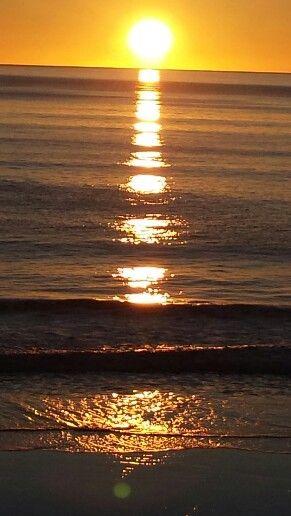 Sunrise Warilla Beach