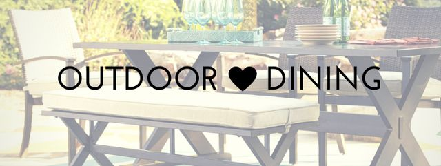 Bring the same indoor elegance to your #outdoor space and create your own  little bistro right in the comfort of your own #backyard. Spruce it up with ornate, stylish and comfortable pieces that will be sure to last you for years to come! Read our blog for more details.
