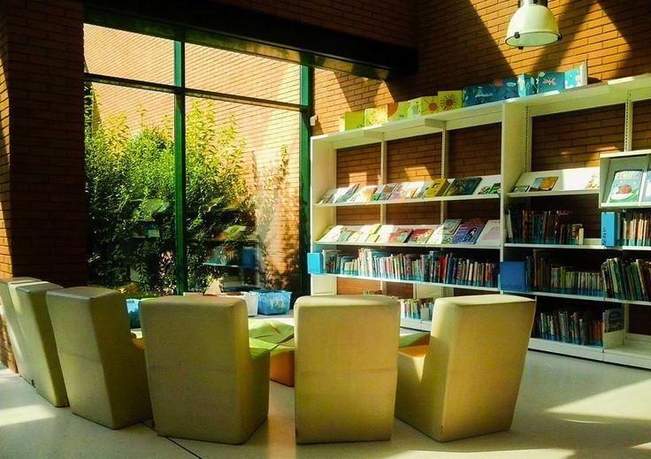 BIBLIOTECHE AMICHE DELLE BAMBINE E DEI BAMBINI - Nati per Leggere- Tilane - Biblioteca di Paderno Dugnano (MI) - Spazio Kids - 2
