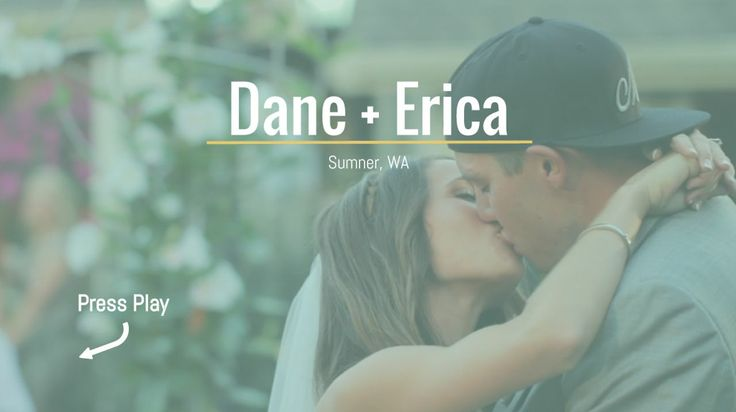 The Perfect young duo to inspire your wedding! Wedding Film by Watertown Films http://watertownfilms.com/