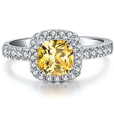 3+quilates+almofada+estilo+auréola+mulheres+sona+de+cristal+anel+de+diamante+925+prata+luxo+ouro+branco+–+BRL+R$+337,97