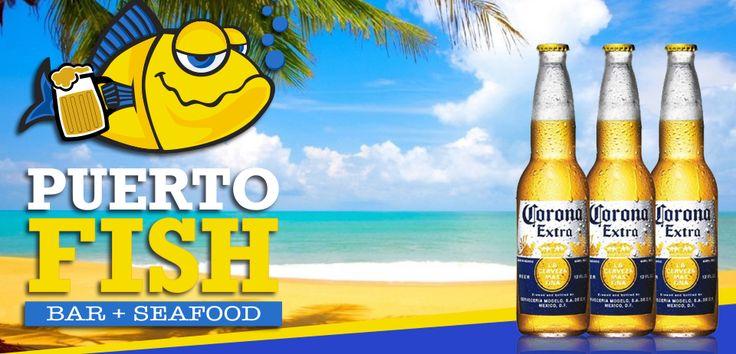 ¡¡¡No te lo pierdas!!!... Gran inauguración de Puerto Fish en Parabien Nuevo Vallarta, hoy a las 7pm... ¡¡¡NO FALTES!!!