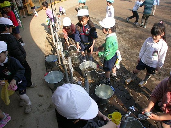 fuji kindergarten - japan