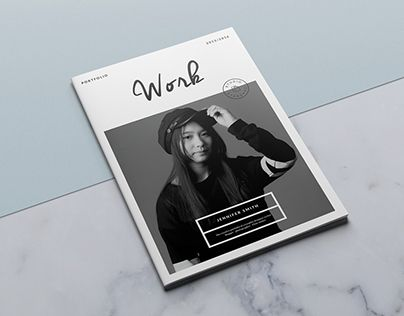 The Bushwick template is a 20 page Indesign brochure template available in both A4 and US letter sizes. This template is for use as a portfolio / book / extended resume / agency or studio brochure.Available for download here:http://graphicriver.net/item…
