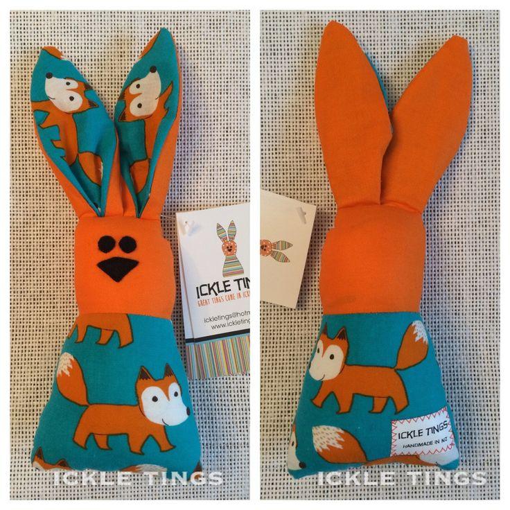 Bubba wabbit - Foxy foxy