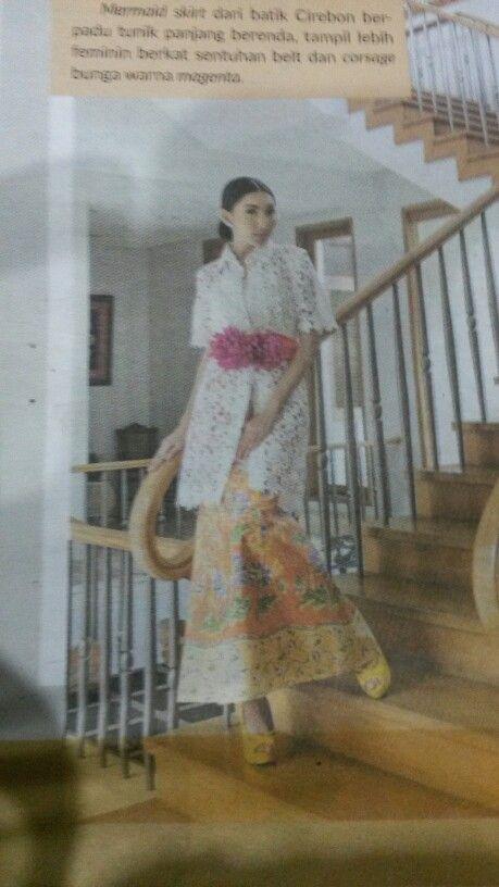 Inspirasi untuk batik encimku