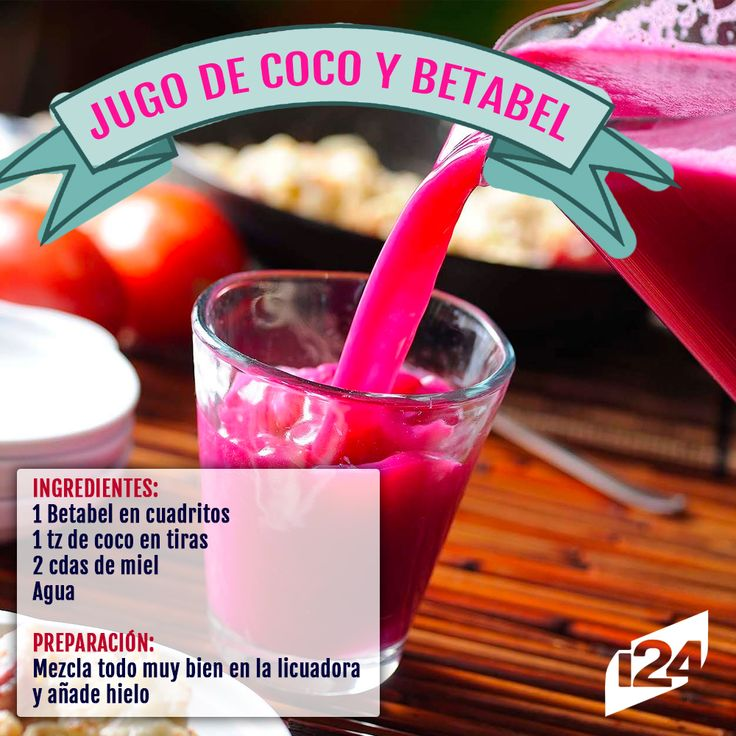 Para acompañar tus comidas nada mejor que un jugo saludable y que te aporte energía #Bebida #Detox #Smoothie #Light #Saludable