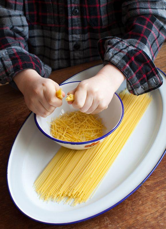 Simple chicken noodle soup
