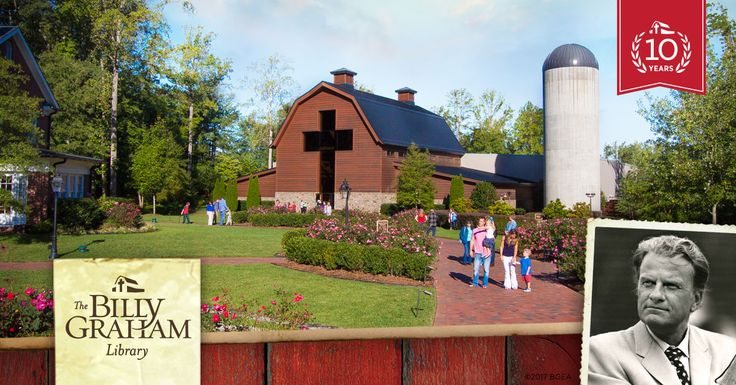 VIDEO: Billy Graham Library Celebrates 10 Years of Sharing the Gospel