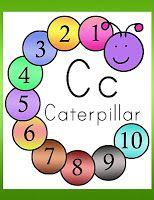 Prek Letter C | Confessions of a Homeschooler #coah