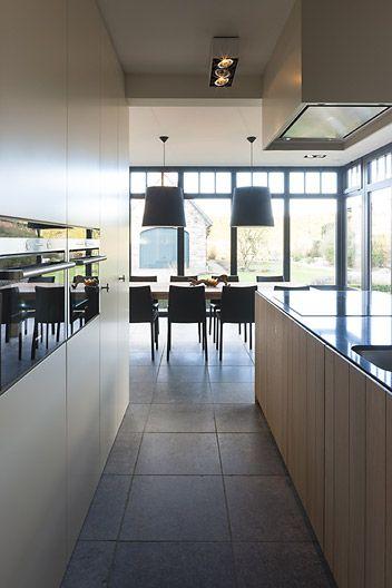 12 verbouwing en inrichting leefkeuken VO, Kalmthout   Sofie de Backer interieurarchitect