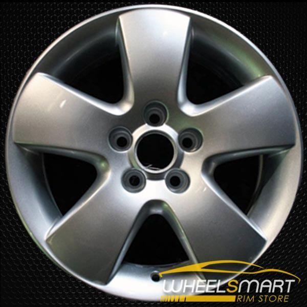 15 Volkswagen Vw Jetta Oem Wheel 2003 2010 Silver Alloy Stock Rim