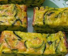 Ricetta  Frittata zucchine e prosciutto pubblicata da Eliana79 - Questa ricetta è nella categoria Piatti unici