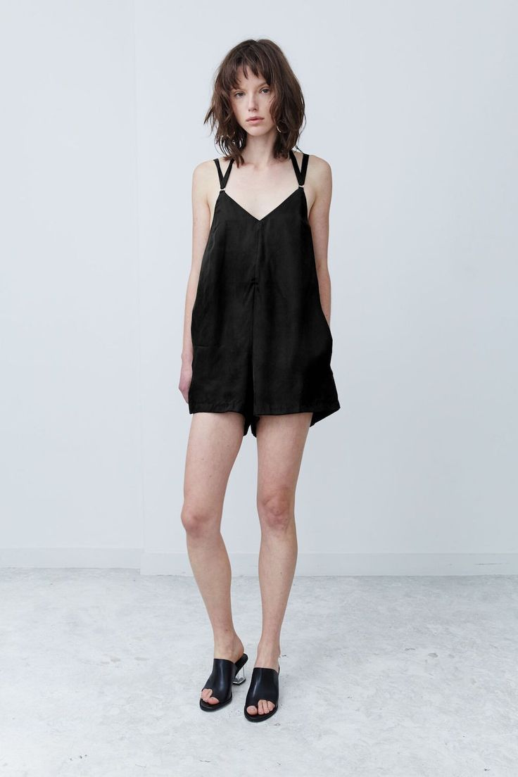 THIRD FORM - Ring In Playsuit