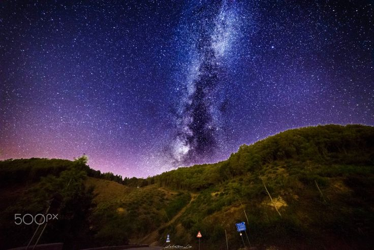 Milky Way! - Summer Milky way in Italy!   © Salvatore Lio 2016