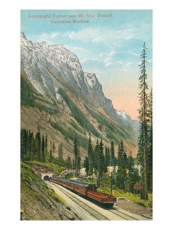 Train Framed Art at AllPosters.com
