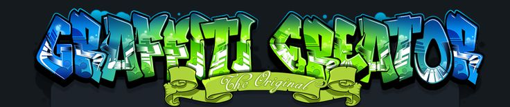 Welcome to The Graffiti Creator The Graffiti Creator© allow you to design your own name or logotype in graffiti-style.  You have several different font styles to choose from and the program has an array of cool tools  to further enhance your logotype to look like the real thing. Go ahead and explore the possibilities!  Please remember and respect the artist behind this work. You're free to use The Graffiti Creator© and  publish your designs for personal use only.