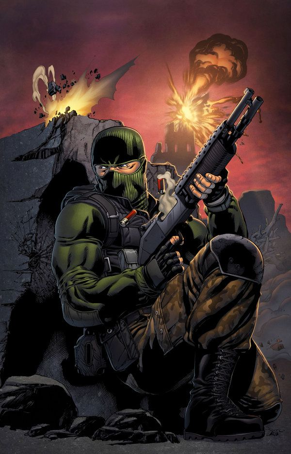 Beachhead by spidermanfan2099.deviantart.com on @deviantART