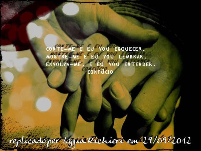 29 de setembro de 2012 Conte-me e eu vou esquecer... P A T C H W O R K *d a s* I D E I A S