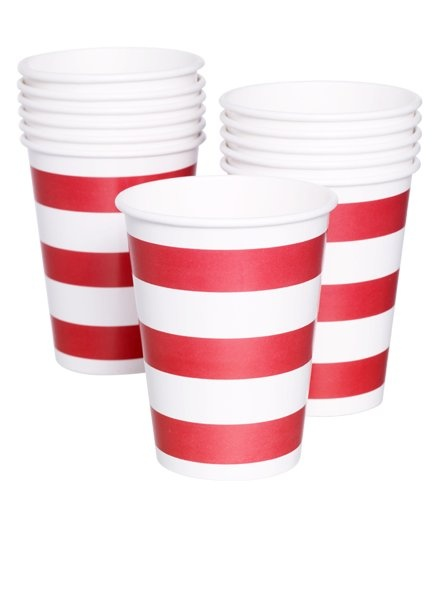 Cups (Red)