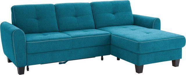 Sit More Ecksofa Mit Federkern Wahlweise Mit Bettfunktion Und Stauraum Online Kaufen Ecksofa Recamiere Sofa