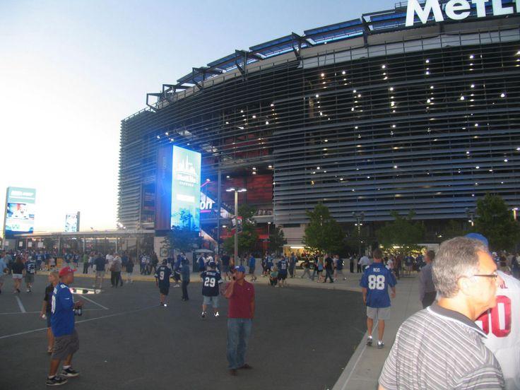 MetLife Stadium!