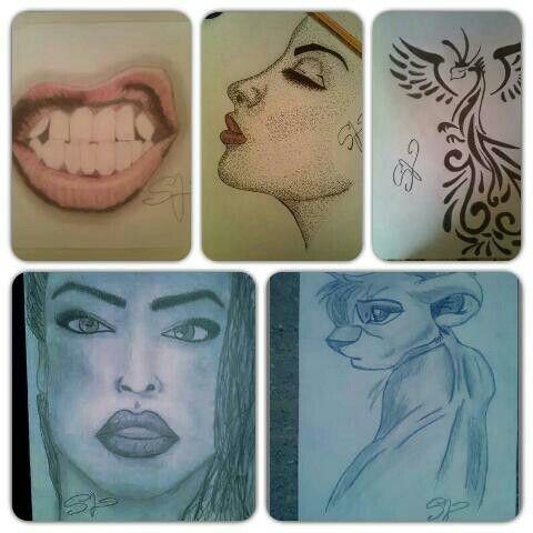 My draws ☆