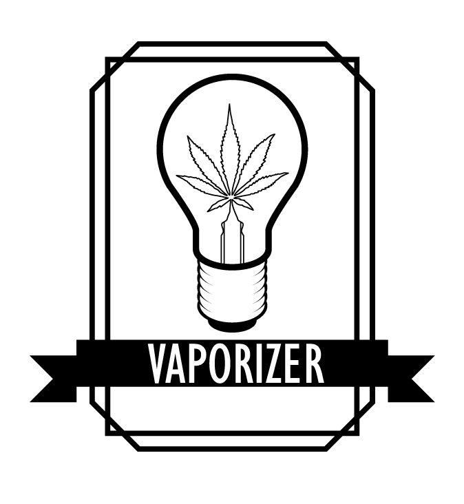 vaporizer, home made, marijuana, logo2