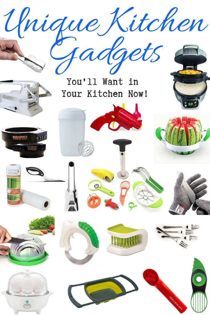 Unique Kitchen Gadgets You Ll Wish You Had With Images Kitchen