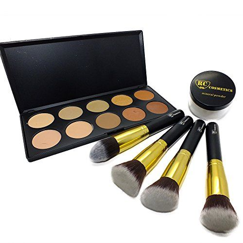 Royal Care Cosmetics 7 Piece Make Up Gift Set >>> You can find more details by visiting the image link.