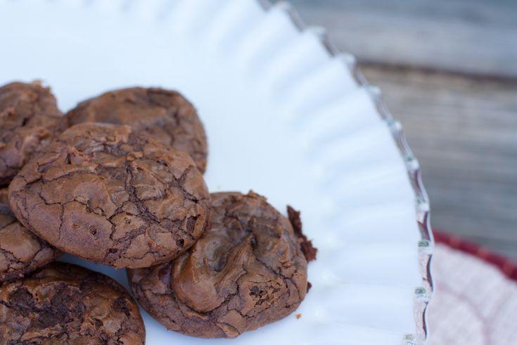 brownie cookies: Cookies Cans T, Christmas Cookies, Brownies Cookies Yum, Brownie Cookies