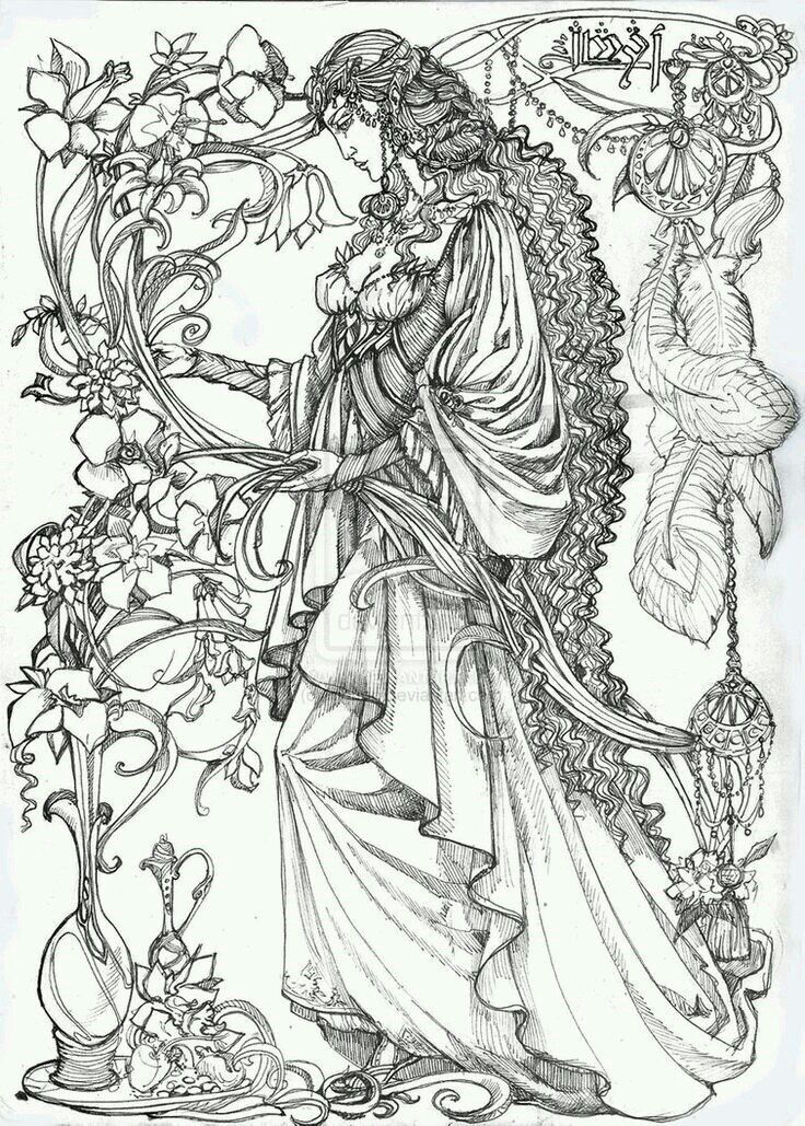 2192 Best Coloring Pages Images On Pinterest