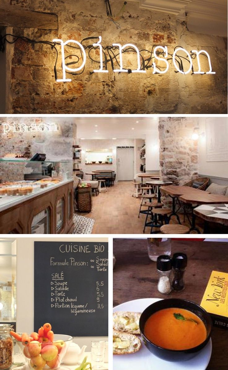 For homemade organic options with a cozy and artsy ambiance, go to Café Pinson at 6 rue du Forez 75003 Paris | Get a copy of Paris for Foodies – Your Ultimate Guide to Eating in Paris. The e-book lists down 10 of the best spots to eat per arrondissement and features a wide variety of restaurants, bistros, cafes, and more, with dining tips and must-try dishes! Check it out here: https://store.talkinfrench.com/product/paris-for-foodies-your-ultimate-guide-to-eating-in-paris/