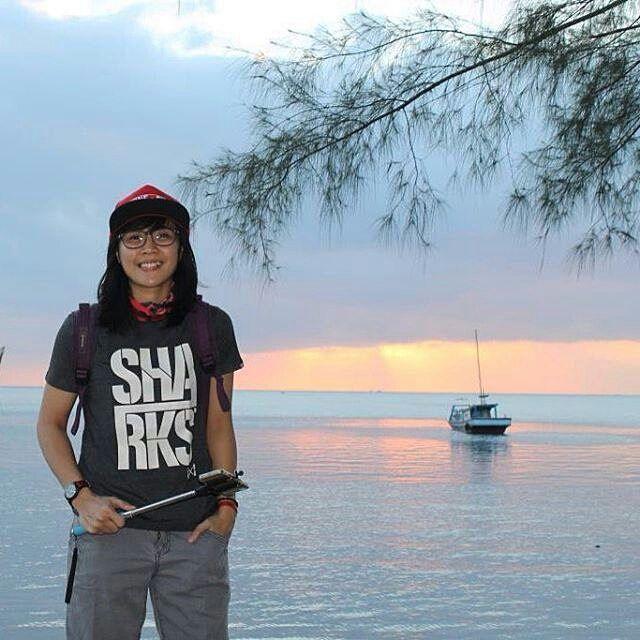 @Regrann from @citraadisti -  Selamat malam belitung.. selamat istirahat  #CA1 #citraadisti #belitung #tanjungpendam #tanjungpandan #Regrann