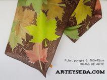 Hojas de Arce //  maple leaves