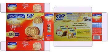 Imprimible caja galletas