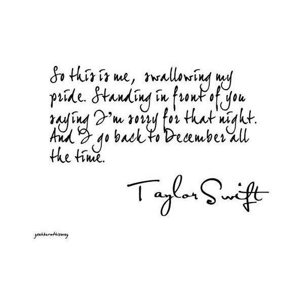 Best 20+ Taylor swift quotes ideas on Pinterest   Lyrics ...