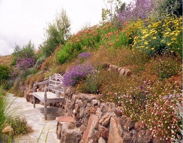 Best 25+ Hill garden ideas on Pinterest | Spring garden ...