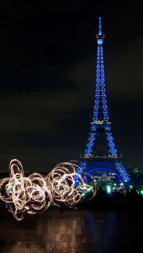 120 ans de la Tour Eiffel - 120 years of the Eiffel Tower