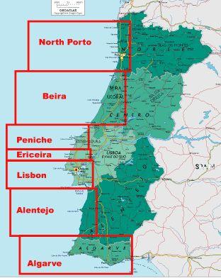 Portugal - WannaSurf, surf spots atlas, surfing photos, maps, GPS location