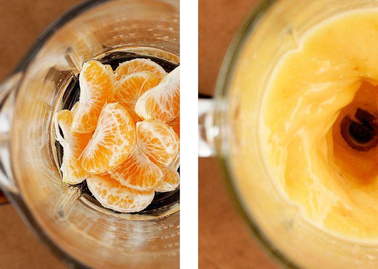 Receita de um suco de tangerina super nutritivo, funcional e que melhora a imunidade! Fica pronto em menos de 10 minutos. Vem ver como fazer!