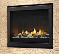Heatilator Eclipse Gas Fireplace Series