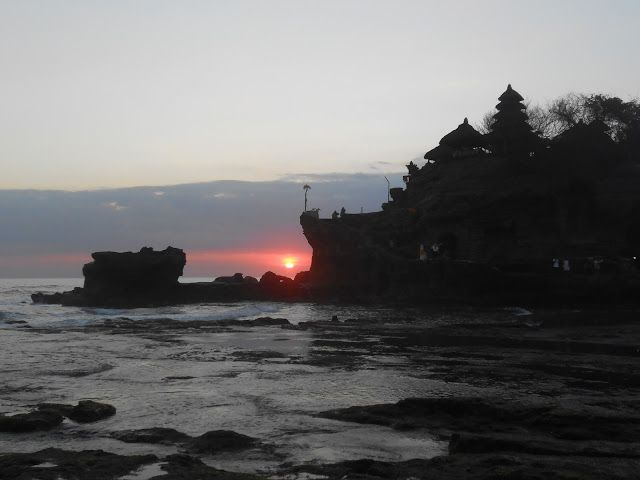 Menikmati Sunset di Tanah Lot Tabanan | Rizaltaf.com | Life's for Sharing