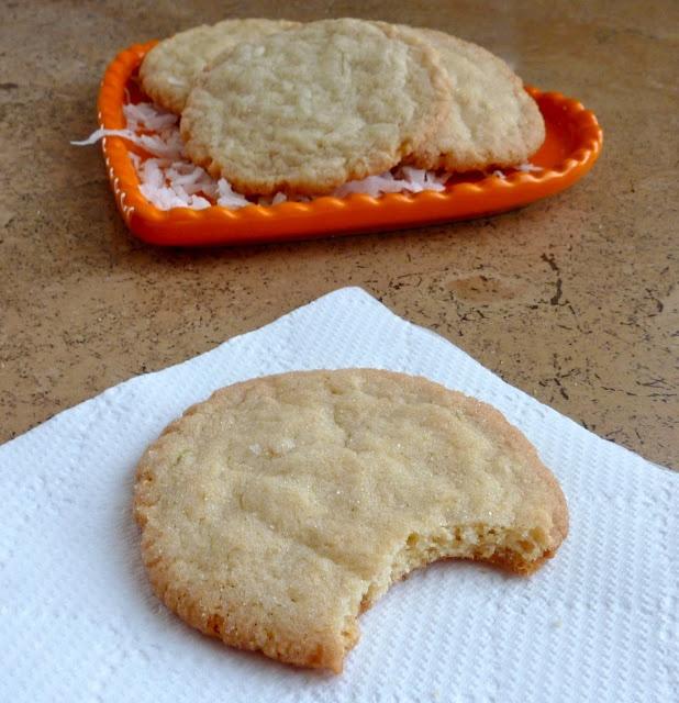 Coconut Lime Sugar Cookies | Cookies & Bars | Pinterest