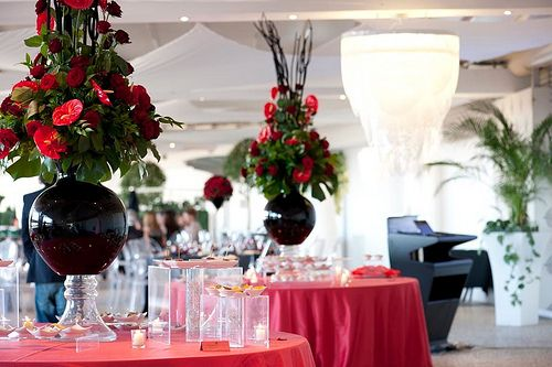 #wedding #red #specialday #BoscoloHotels