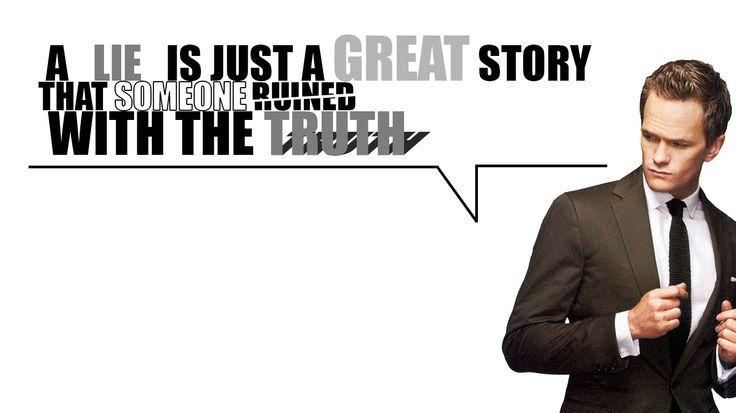 Barney Stinson Quote Neil Patrick Harris (Barney) Pinterest   Barney  Stinson Video Resume  Barney Video Resume