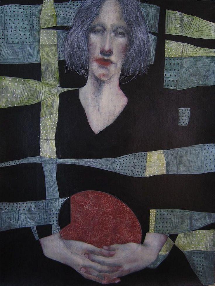 Viky Garden | Slow Moon II | The Art Spirit Gallery