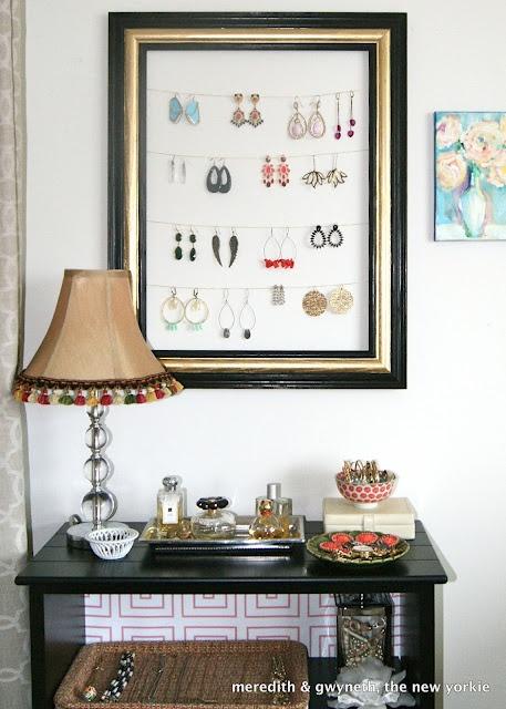 DIY Bauble Board: Baubles Boards, Decor Ideas, Crafts Ideas, Organizations Ideas, Diy Baubles, Diving Baubles, Decor Diy, Jewelry Organizations, Crafty Ideas
