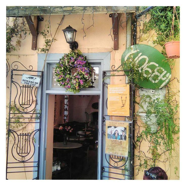 ΕΞΟΔΟΣ   Τα ωραιότερα café στην Πλάκα και το Μοναστηράκι
